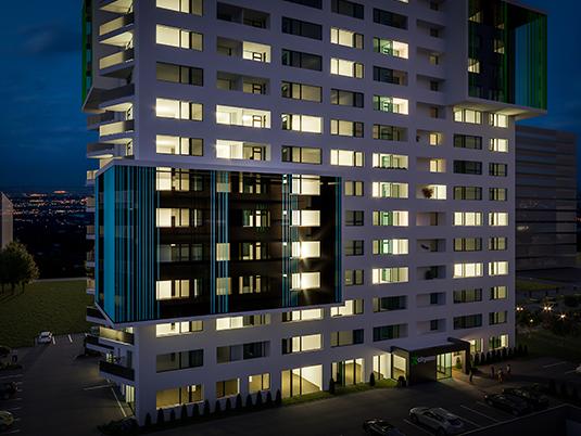 poza exterior xcity bloc apartament