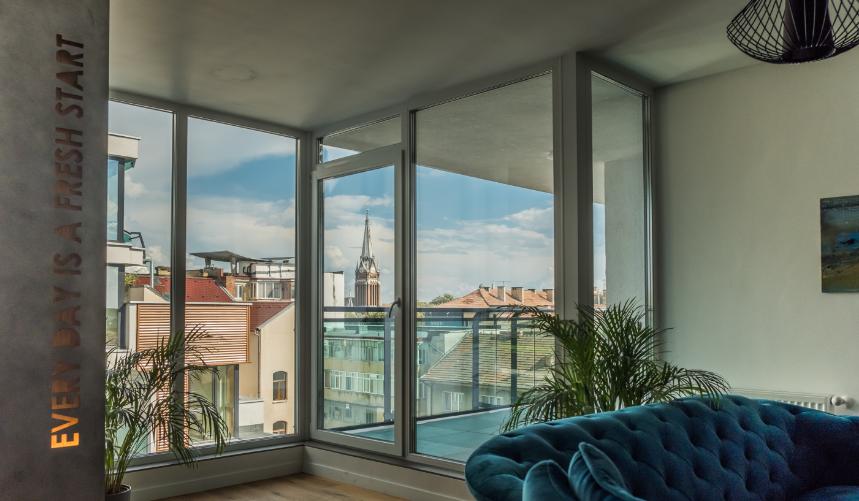 wallberg apartament premium lux