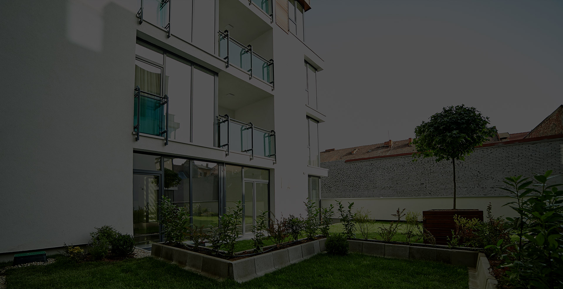background header wallberg apartamente