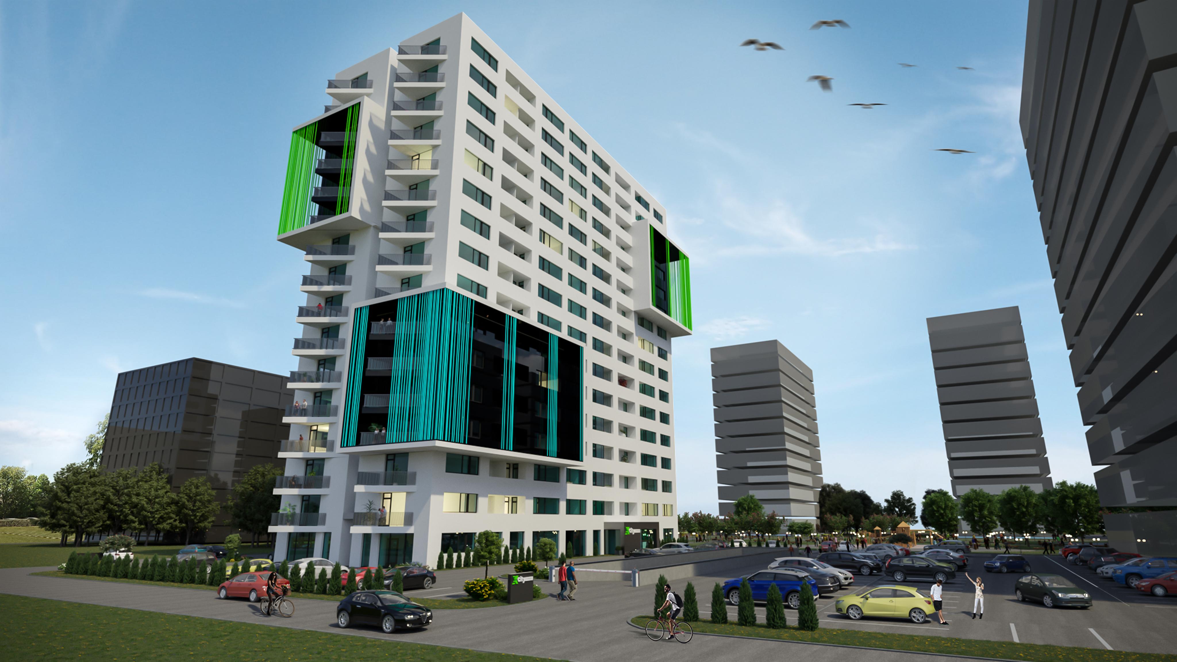 XCity Towers