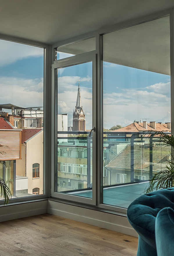 apartament lux wallberg companie